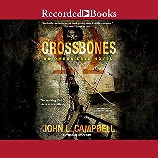 Crossbones audiobook cover art