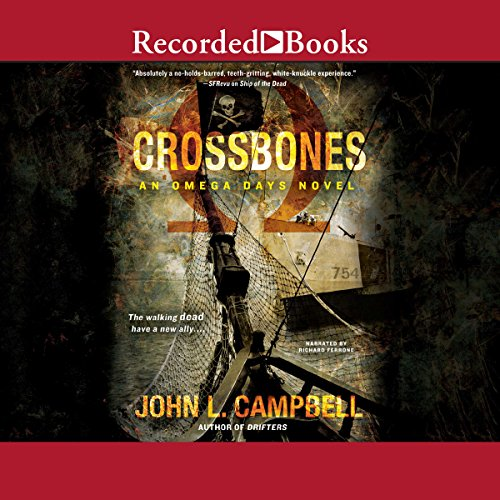 Crossbones audiobook cover art