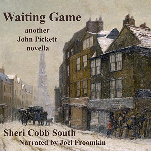 Waiting Game: Another John Pickett Novella audiobook cover art