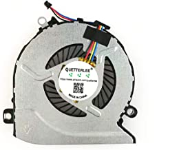 Eclass New CPU Fan For HP 15-AB 15-AB000 15-AB100 15-AB200 17-G 17-G000 17-G100 17-G101DX 17-G000 17-G053US 812109-001 806747-001 with Grease