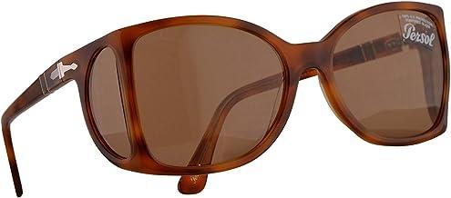 Persol 0005-S Sunglasses Terra Di Siena w/Brown Lens 54mm 9653 PO 0005S PO0005S PO0005-S