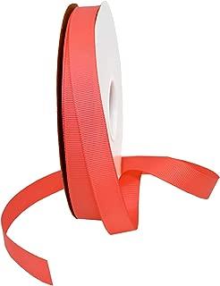 Morex Ribbon 06616/50-243 Grosgrain Ribbon, Watermelon