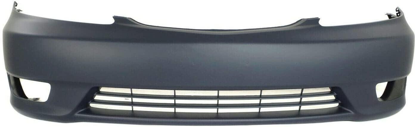 Front Bumper Cover Compatible with Elegant 2005-2006 NEW before selling fo w SE Camry Sedan