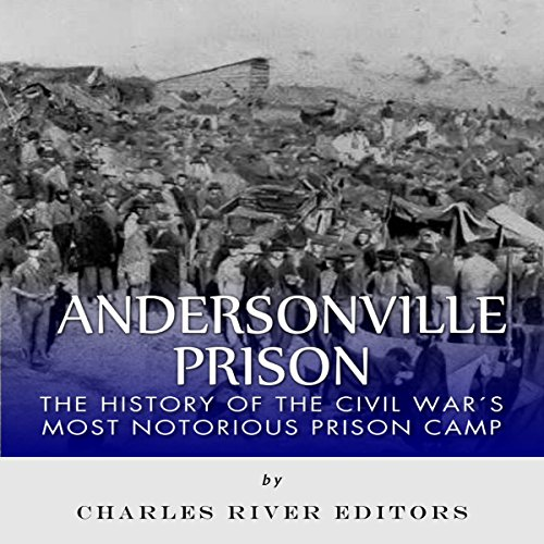 Andersonville Prison audiobook cover art