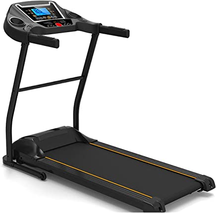 Marshal Fitness Easy Assembling Home Use Space Saving Folding Treadmill W/LCD Display-PKT-130-1