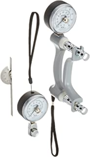 Jamar Hand Evaluation Kits, Include Hand Dynamometer, Pinch Gauge, Finger Goniometer, Monofilaments, Tape Measures, and Discriminators, Measure PSI, Max Force, Hand & Grip Strength