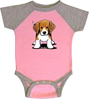 Beagle Infant Creeper - KiniArt