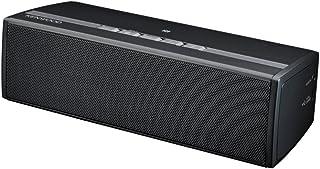 KENWOOD AS-BT77 Bluetoothスピーカー 重低音/NFC搭載/ケンウッド グレー AS-BT77-H