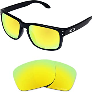 Tintart Performance Lenses Compatible with Oakley Holbrook Polarized Etched