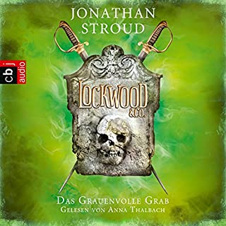 Das Grauenvolle Grab (Lockwood & Co. 5) cover art