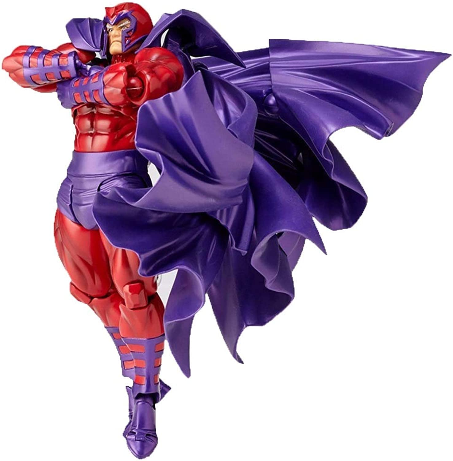 Llsdls Avengers Toy StatueMovable Model Toy Million Magnetic King