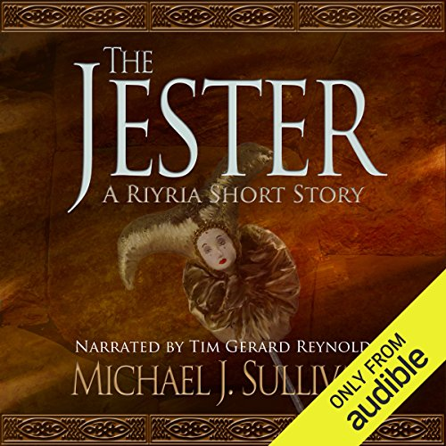 FREE: The Jester (A Riyria Chronicles Tale) audiobook cover art