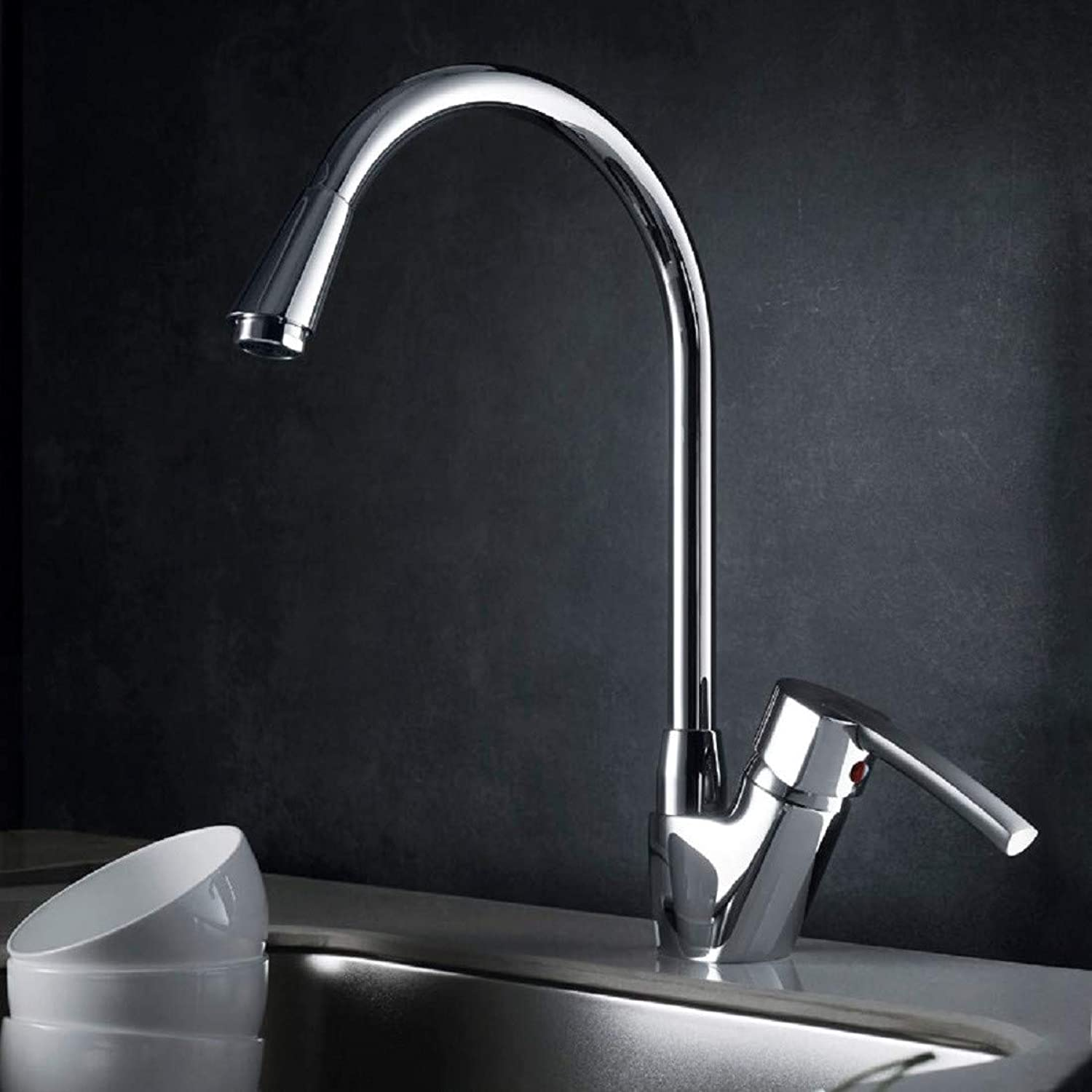 Kitchen Tap Cool-Hot Single-Cold redation of Kitchen Washing Basin with Tap Kitchen Taps Kitchen Sink Mixer Taps Basin Tap