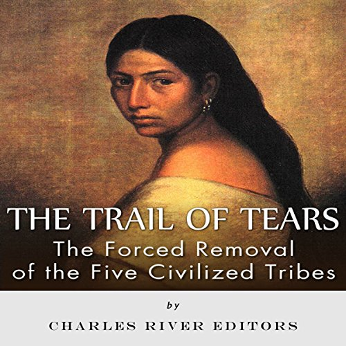 The Trail of Tears audiobook cover art