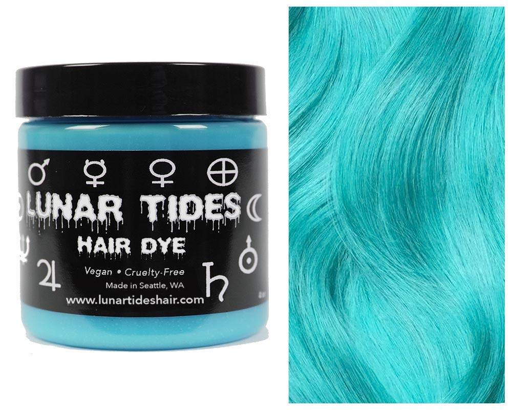 Lunar Recommended Tides Hair Dye Ranking TOP10 - Witch Pastel Semi-Permanent Sea Turquoise