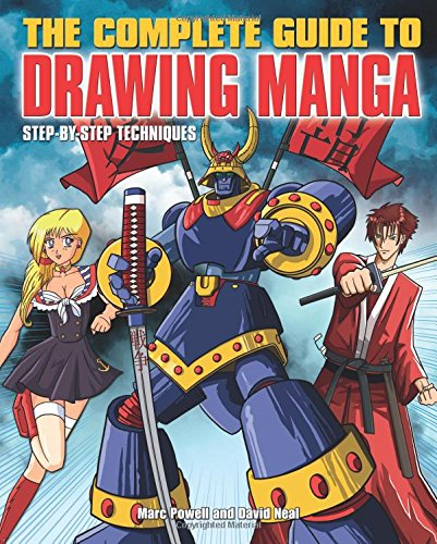 The Complete Guide to Drawing Manga