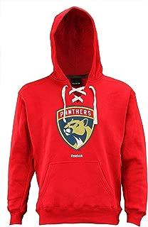 Reebok NHL Men's Primary Jersey Pullover Hoodie, Team Variation
