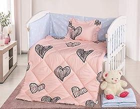 5-Piece Baby Collection Crib Bedding Set-Lucas-021