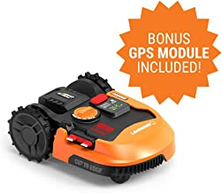 WORX WR150 Landroid L 20V Robotic Lawn Mower, Orange