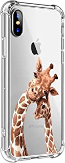 Best clear giraffe phone case Reviews