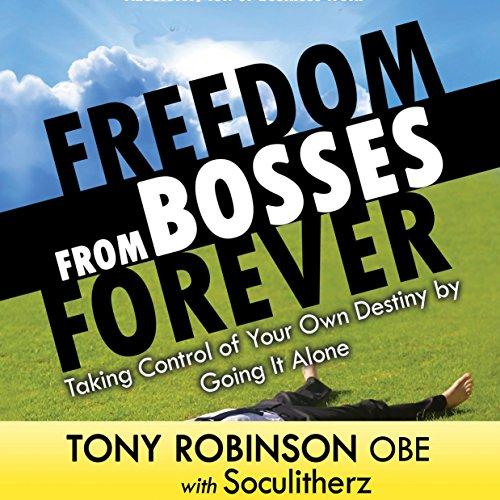 Freedom from Bosses Forever cover art