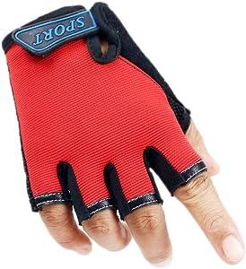 Marze Kids Cycling Gloves Half Finger
