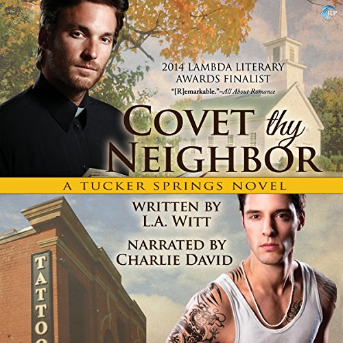 Covet Thy Neighbor audiobook cover art