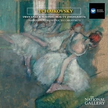 Tchaikovsky: Swan Lake & Sleeping Beauty suites