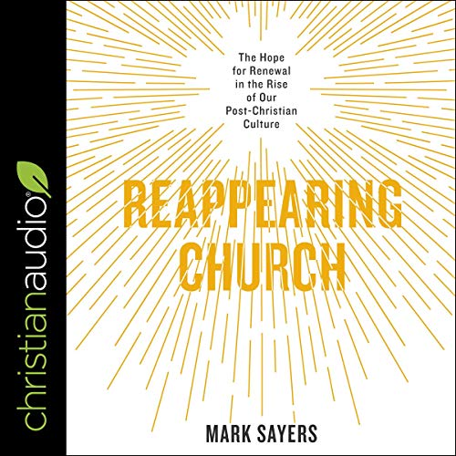 Reappearing Church cover art