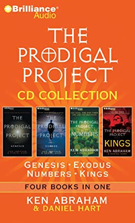 The Prodigal Project CD Collection: Genesis, Exodus, Numbers, Kings