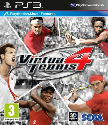 Virtua Tennis 4 (PS3) [Importación inglesa]
