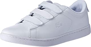 Lacoste Carnaby EVO STRAP1191 Fashion Shoes, WHT/WHT