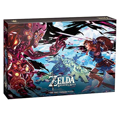 1000 piece puzzles zelda - 2