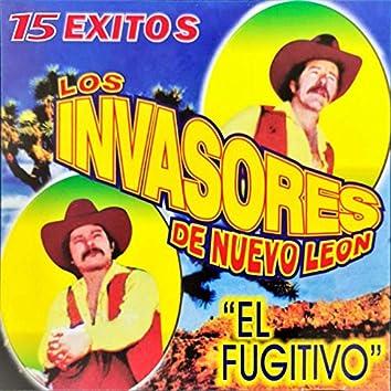 """15 Exitos """"El Fugitivo"""""""