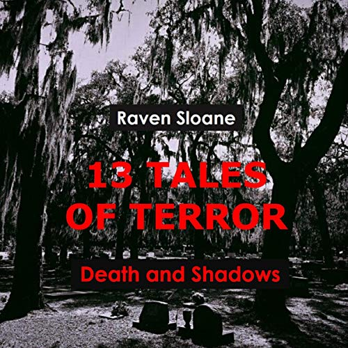13 Tales of Terror audiobook cover art