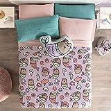 Pusheen The Cat Plush TRHOW Blanket Super Soft Fluffy Fleece Bedding Decoration Limited Edition