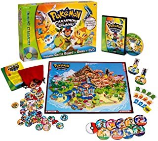 Snap Tv Pokemon153;  Champion Island DVD Board Game