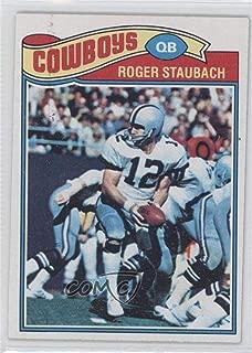 Roger Staubach (Football Card) 1977 Topps - [Base] #45