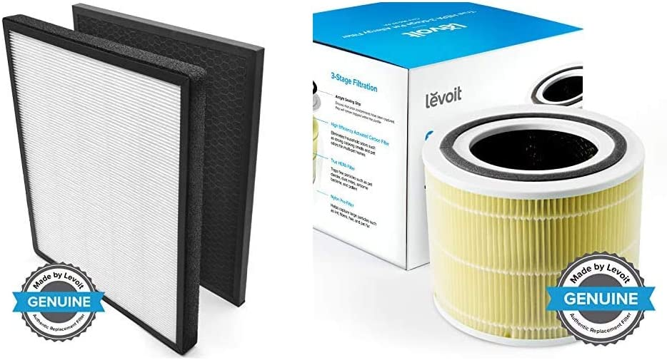 Clearance SALE Limited time LEVOIT Department store Air Purifier LV-PUR131 Filter LV-PUR131-RF Replacement