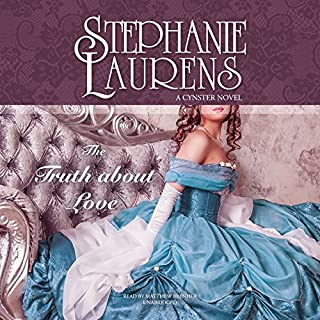 The Truth About Love audiobook cover art