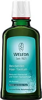 WELEDA Belebendes Haar-Tonikum, Naturkosmetik Haar-Tonikum zur Vermeidung von Haarausfall und Förderung von Haarwachstum, Pflege für kräftiges Haar und eine gesunde Kopfhaut 1 x 100 ml