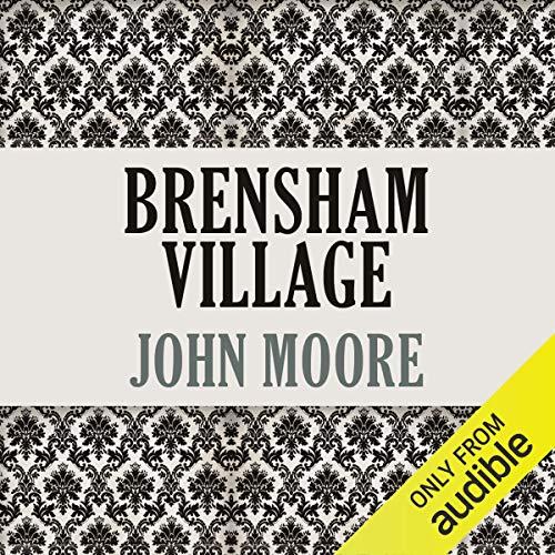 Brensham Village audiobook cover art
