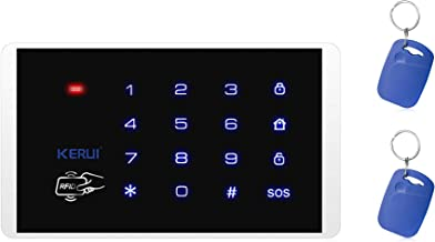KERUI Wireless RFID Keypad Security Alarm Systems