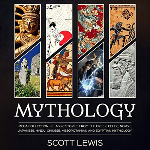 Page de couverture de Mythology: Mega Collection