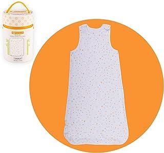 Toms Elia Te1080-01 Müslin Kumaştan Dokunmuş Bebek Uyku Tulumu, Çok Renkli