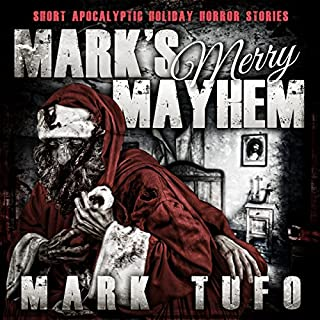 Mark's Merry Mayhem cover art