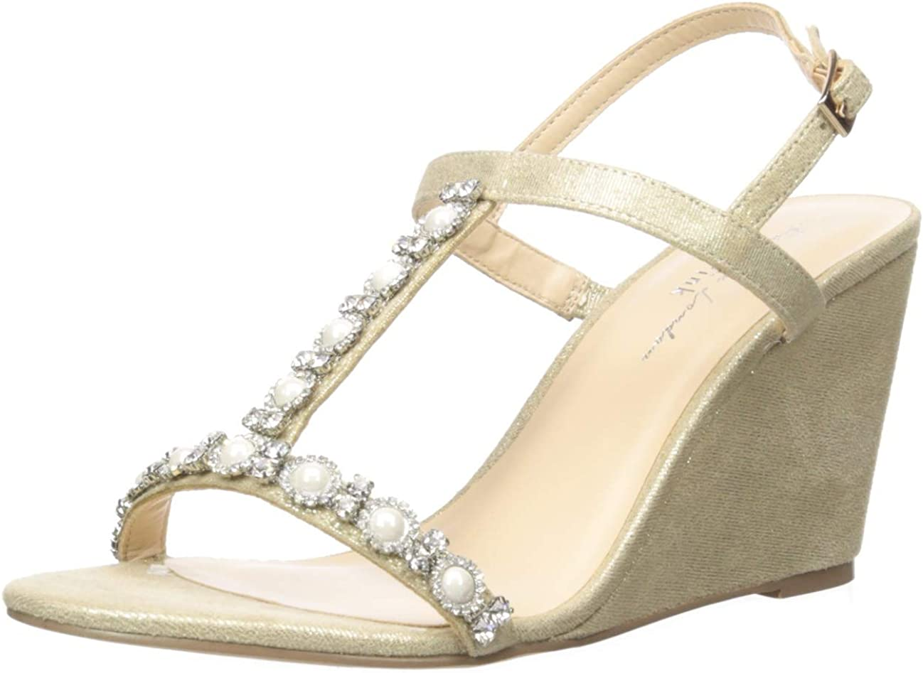 Pink Paradox New mail order London Women's Kianna Sandal Clearance SALE! Limited time! Wedge