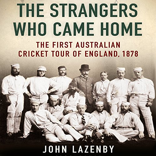 The Strangers Who Came Home audiobook cover art