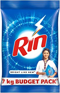 Rin Advanced Detergent Powder 7 kg
