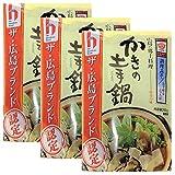 【3個セット】 ますやみそ かきの土手鍋の素(4人前) 250g